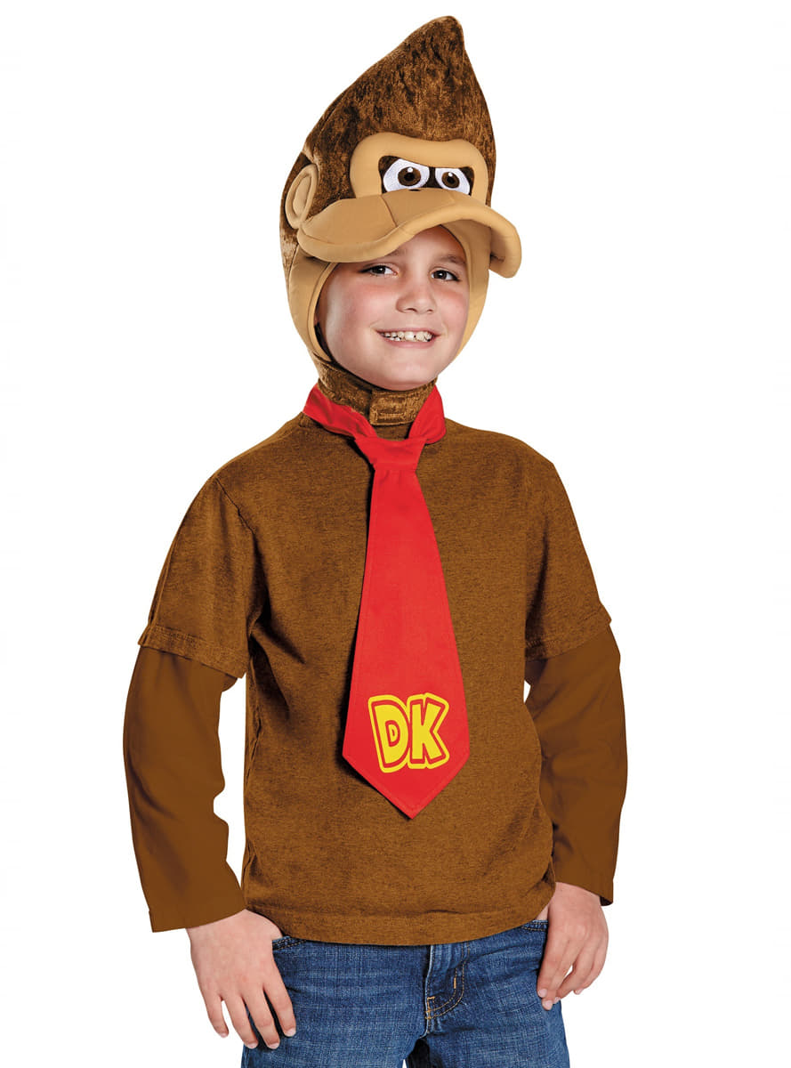 donkey kong set f r jungen f r kost m funidelia