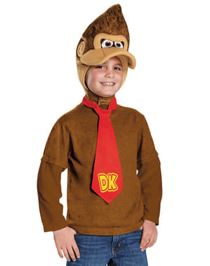 Kit de Donkey Kong para niño