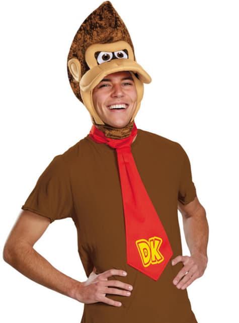 Kit de Donkey Kong para adulto