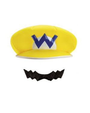 Wario kit voor kinderen