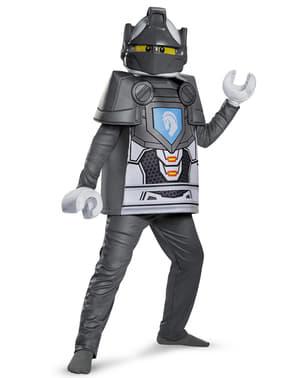 Costume da Lance Lego Nexo Knights deluxe per bambino