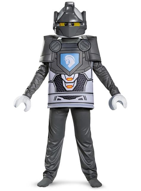Disfraz de Lance Nexo Knights Lego deluxe para niño - hombre