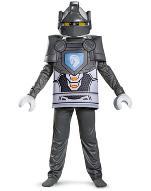 Boy's Deluxe Lance Lego Nexo Knights Costume