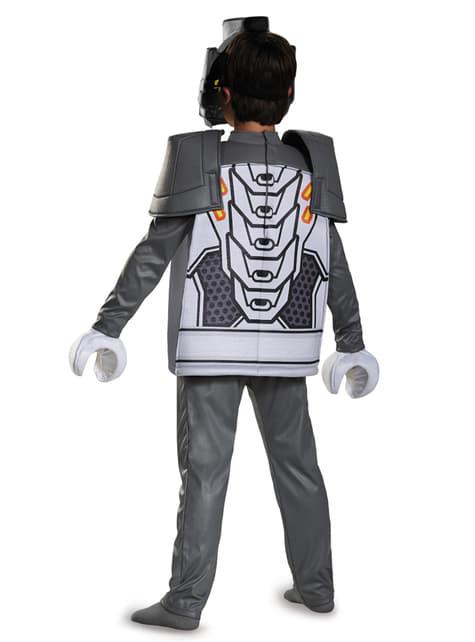 Disfraz de Lance Nexo Knights Lego deluxe para niño - original