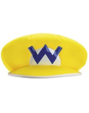 Gorra de Wario para niño