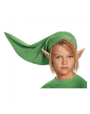 Gorro y orejas de Link para niño - La Leyenda de Zelda