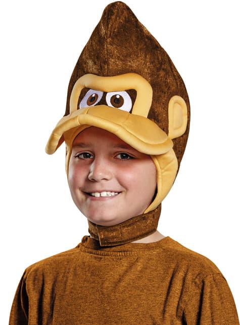 Gorro de Donkey Kong para niño