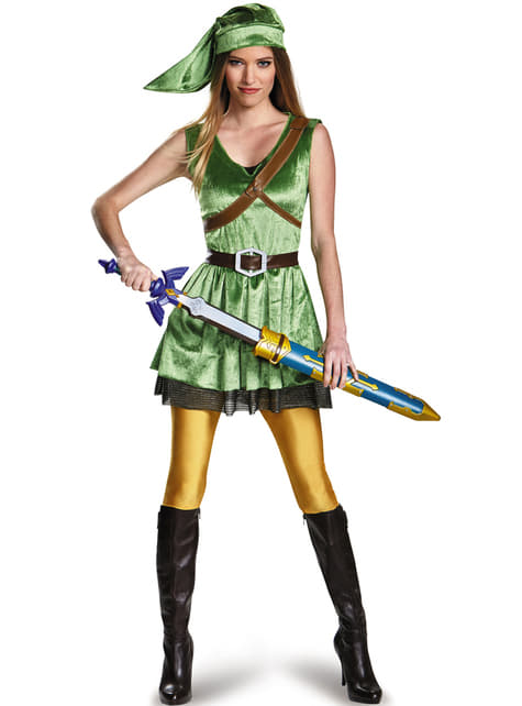Link Kostyme Dame