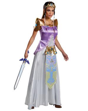Maskeraddräkt Zelda dam