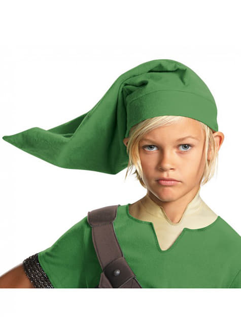 Gorro de Link para niño