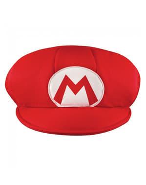Huvudbonad Mario för vuxen