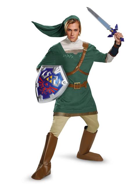 Disfraz de Link prestige para hombre