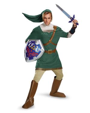 Link prestige kostuum voor mannen