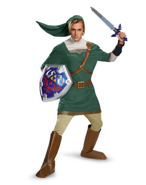 Prestige Link Costume - The Legend of Zelda