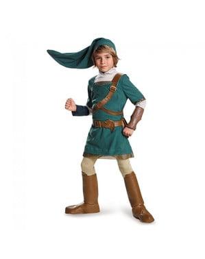Fato de Link prestige para menino