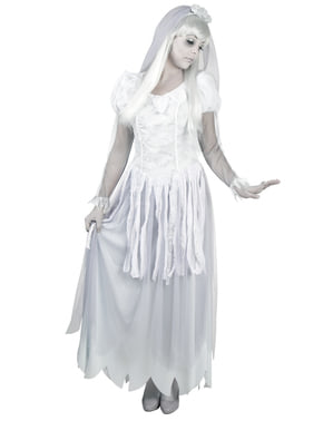 Dámský kostým nevěsta z jiného světa