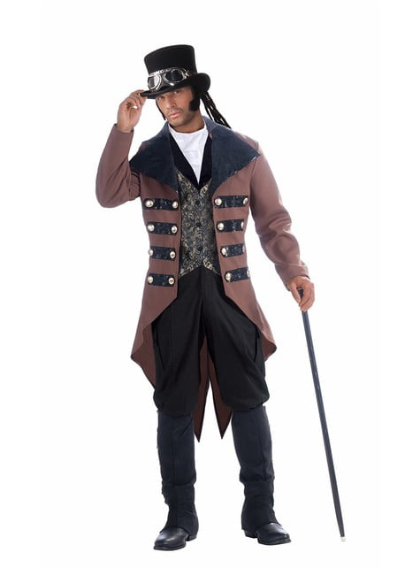Men's Elegant Steampunk Costume