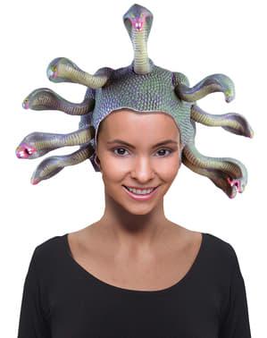 Máscara de Medusa para adulto