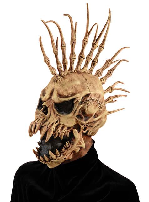 Adult's Rocker Skeleton from Hell Mask
