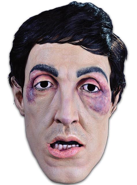 Máscara de Rocky Balboa para adulto
