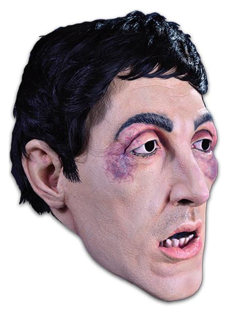 Máscara de Rocky Balboa para adulto - original