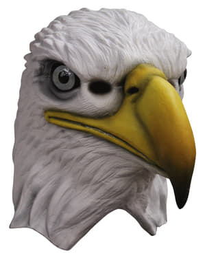 Adult's Golden Eagle Mask
