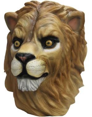 Маска лева для дорослих