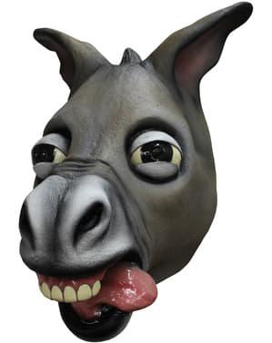 Máscara de asno rebelde para adulto
