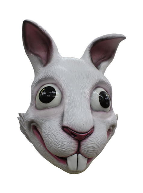 Adults White Rabbit Costume