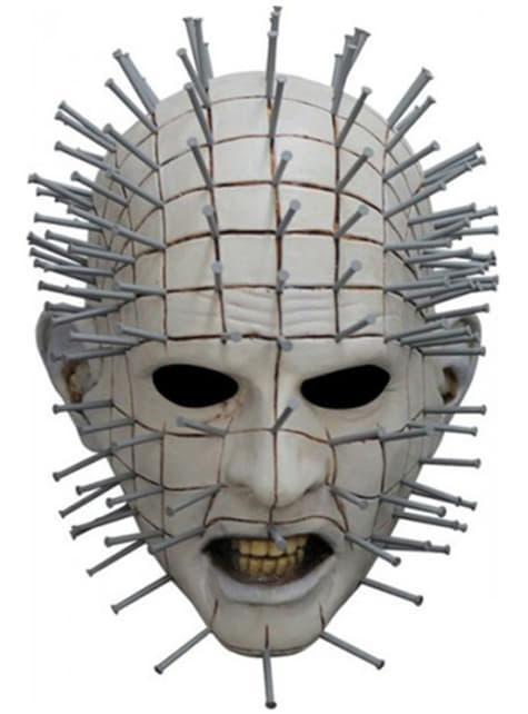 Máscara de Pinhead Hellraiser III para adulto