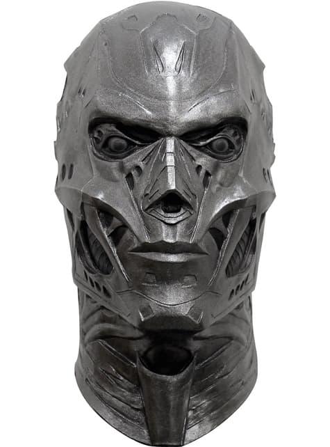 Máscara de Terminator T-3000 para adulto