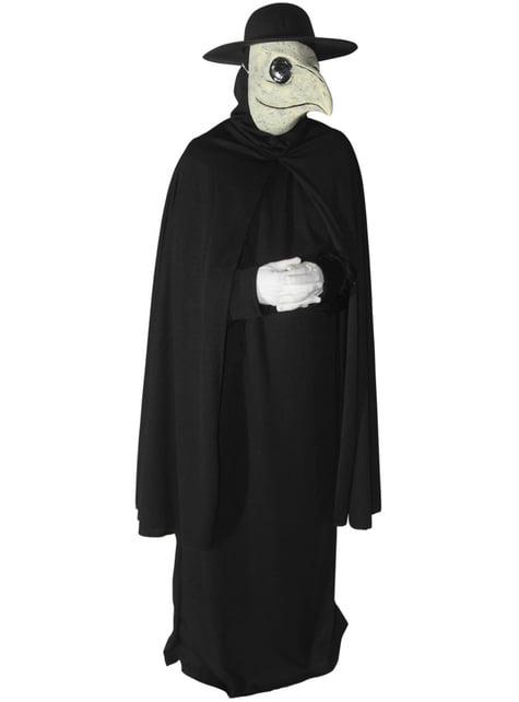 Disfraz de Doctor Peste para adulto
