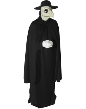 Adult's Plague Doctor Costume