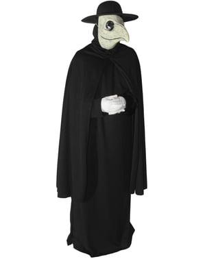 Pest Doktor kostume til voksne