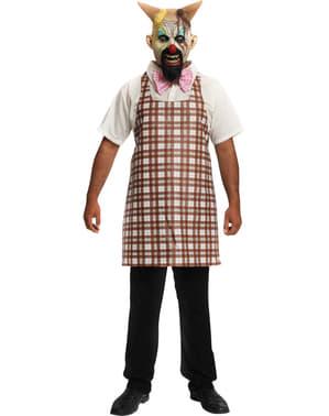 Disfraz de heladero asesino para hombre