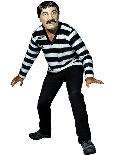 Pánsky kostým El Chapo