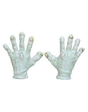 Aikuisten Riivatun Klovnin kädet