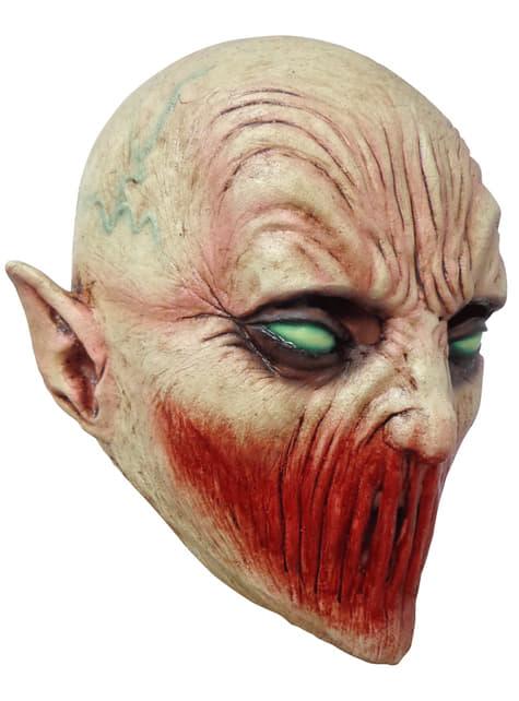 Máscara de vampiro silencioso para niño
