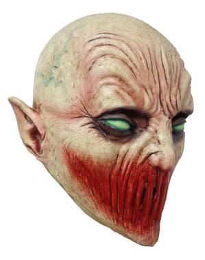 Masque vampire silencieux enfant