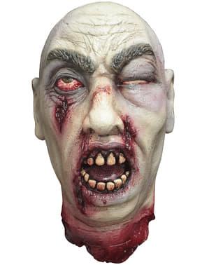 Figura decorativa de hombre decapitado
