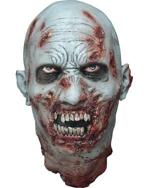 Figura decorativa de zombie decapitado