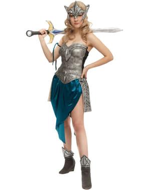 Valkiria Kriegerin Kostüm für Damen