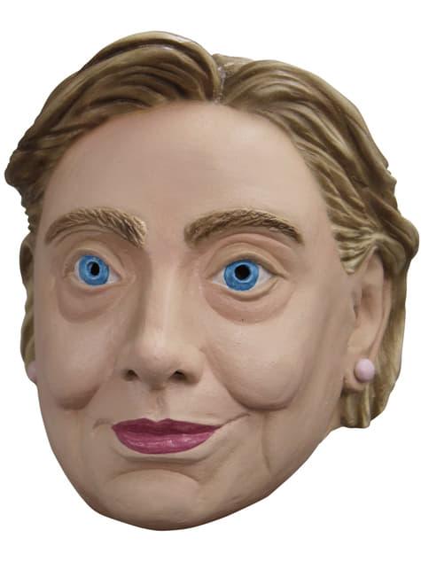 Masque Hilary Clinton