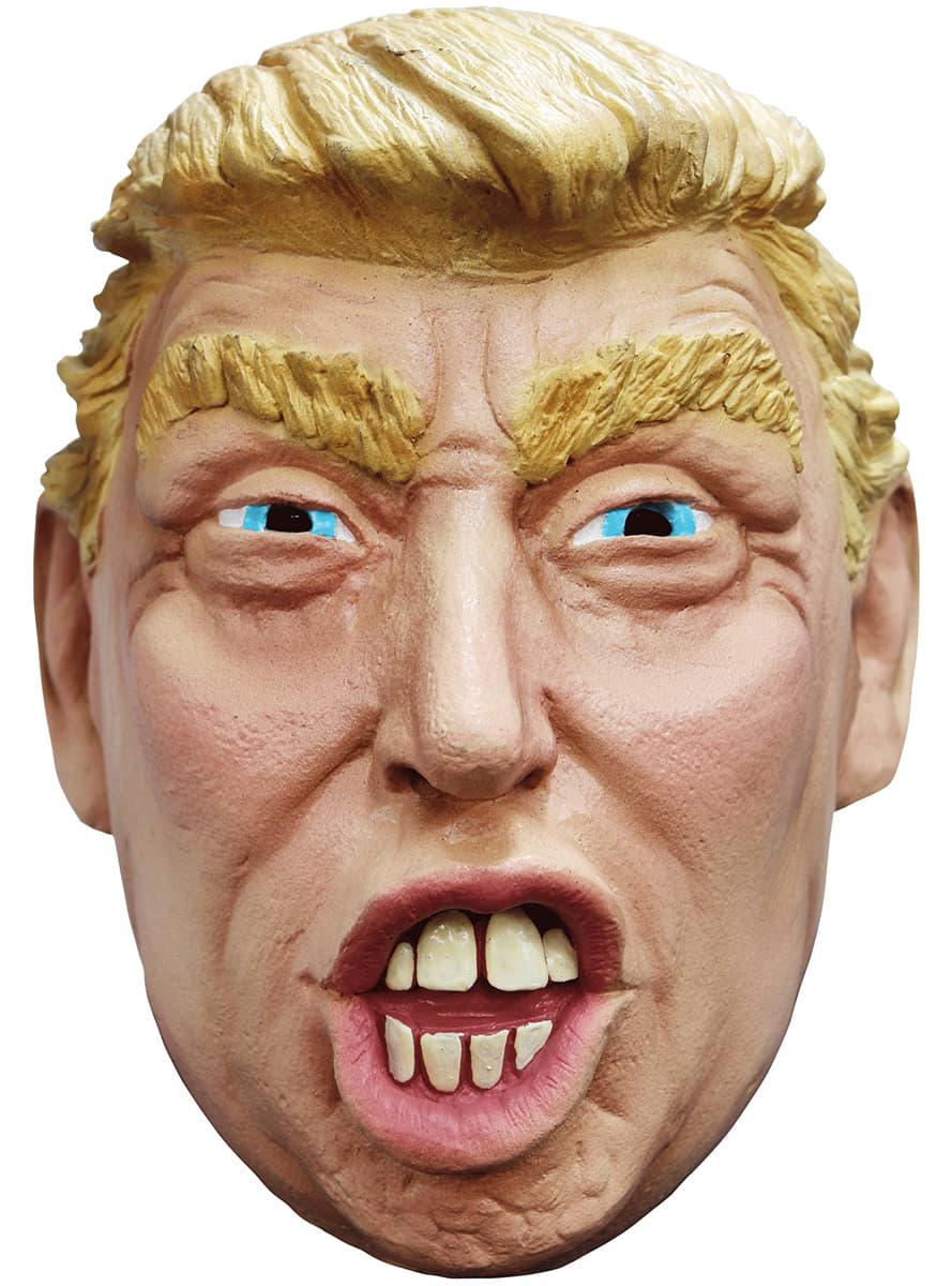 Masker Donald Trump Voor Volwassenen Volgende Dag
