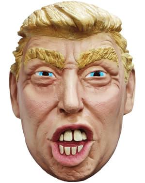 דונלד טראמפ מסכת של מבוגר