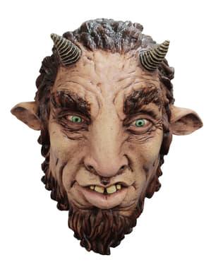 Faun Maske mit großen Ohren für Erwachsene