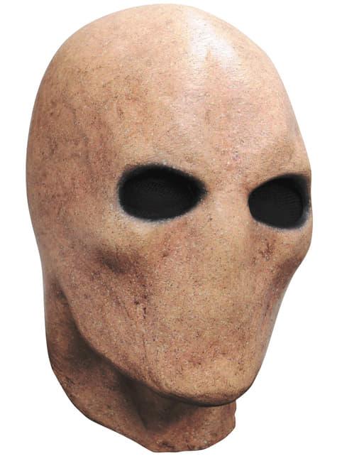 Máscara de Slenderman para adulto