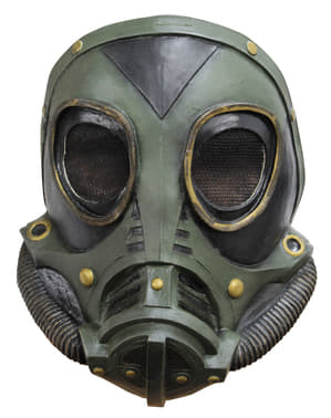Adult's Full Gas Mask