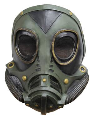 Máscara antigás completa para adulto