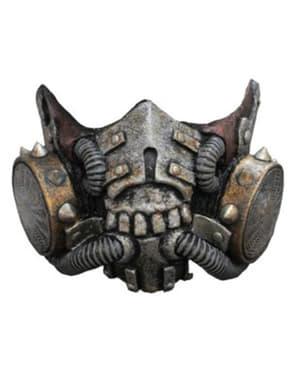 Maska pro dospělé kostlivec s plynovou maskou